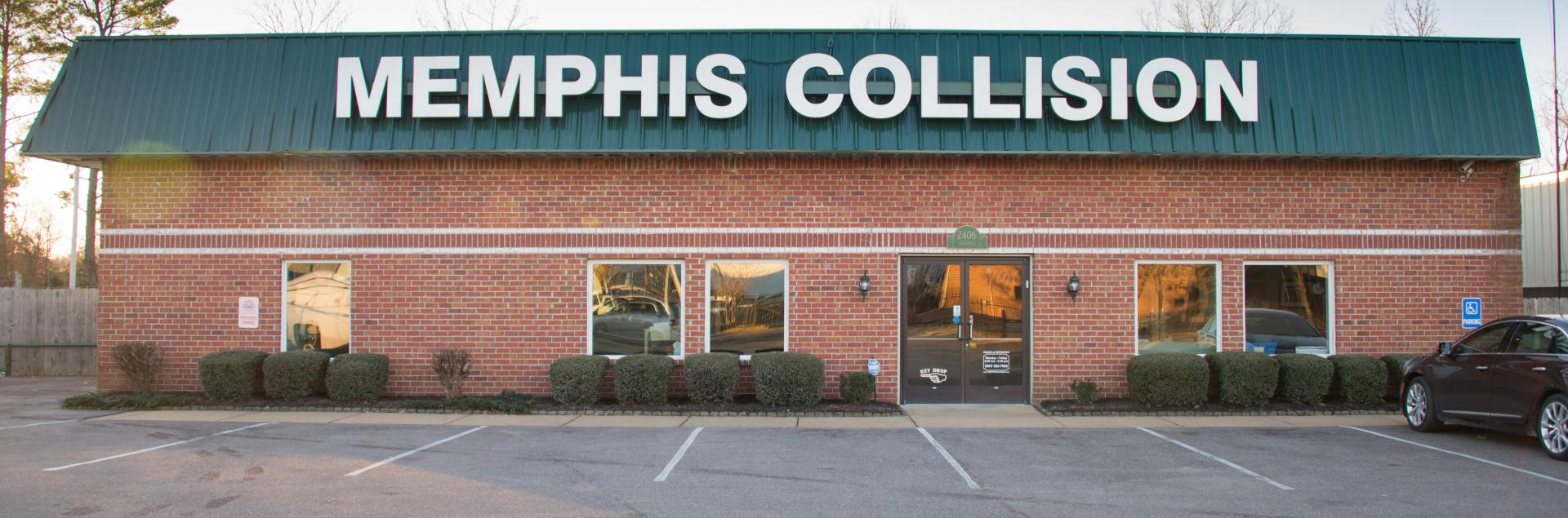 <h2 style='color:#FFFFFF !important;                                              '>Memphis Collision</h2>                                             <span class='slideDesc'>Quality Collision Repair Since 1997</span>                                                                                           <div class='responsiveSliderButton'><a style='text-decoration: none;'                                              href='tel:9013827000'>Call Us Now!</a></div>
